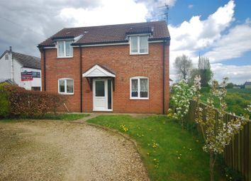 Thumbnail 3 bed detached house for sale in Roman Bank, Holbeach, Spalding