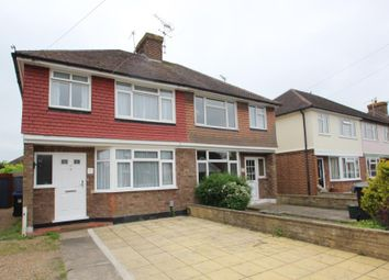 Thumbnail 3 bed property to rent in Fairfax Road, Woking