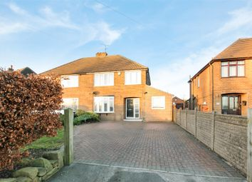 Thumbnail 3 bed semi-detached house for sale in Nethermoor Road, Tupton, Chesterfield