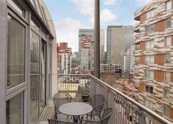 Thumbnail 2 bedroom flat to rent in Gainsborough House, Cassilis Rd, Canary Wharf, London