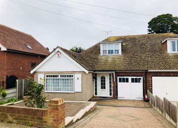 3 bed semi-detached bungalow for sale in Crawford Road, Broadstairs CT10
