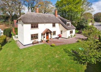 Thumbnail 4 bed detached house for sale in Dunkeswell, Honiton
