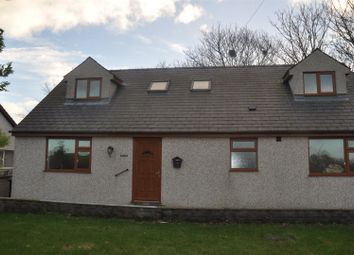 Thumbnail 4 bed property to rent in Llanynghenedl, Holyhead