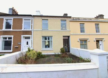 Thumbnail 3 bed terraced house for sale in 98 Summerhill Road, Onchan