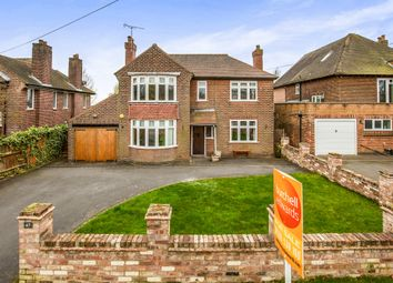 Thumbnail 3 bed detached house for sale in Tower Road, Stapenhill, Burton-On-Trent