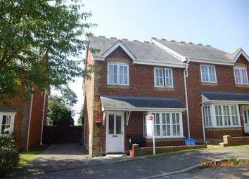 Thumbnail Semi-detached house to rent in 4, Heritage Green, Forden, Welshpool, Powys