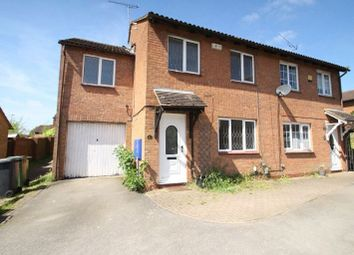 Thumbnail 4 bedroom semi-detached house to rent in Wootton Close, Luton