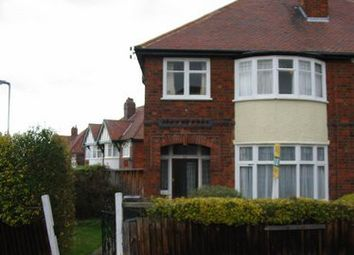 Thumbnail 1 bed flat to rent in Dorchester Road, Leicester