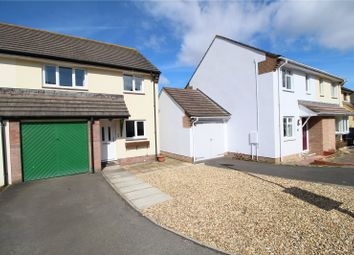 Thumbnail Semi-detached house for sale in Ridgeway Avenue, Westward Ho, Bideford