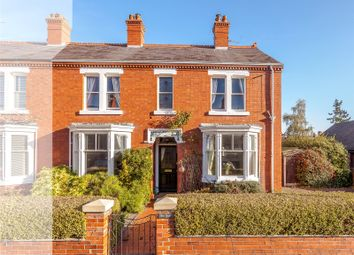 Thumbnail 4 bed semi-detached house for sale in South Hermitage, Shrewsbury