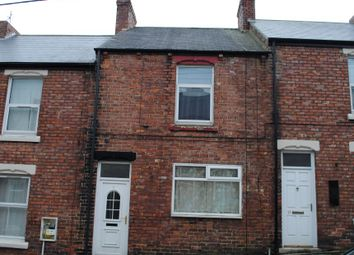 Thumbnail 2 bed terraced house for sale in Carlton Street, Mainsforth, Ferryhill, County Durham