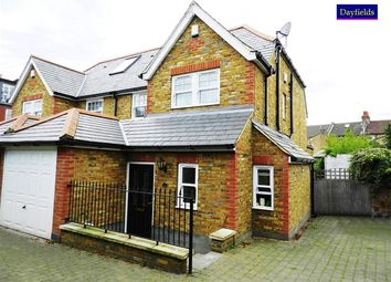 Thumbnail 4 bed semi-detached house to rent in Towton Mews, London