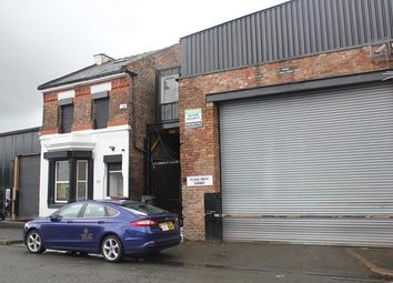 Thumbnail Light industrial for sale in 2-10 St. Johnís Road, Liverpool