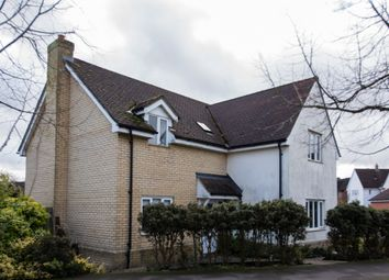 Thumbnail 4 bed detached house to rent in Strympole Way, Highfields Caldecote, Cambridge