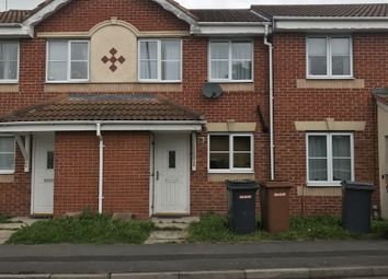 Thumbnail 2 bed terraced house for sale in Lake Terrace, Melton Mowbray LE13, Melton Mowbray,