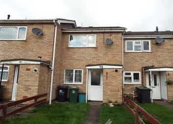 Thumbnail 2 bed terraced house to rent in Ridgeway Drive, Thurmaston