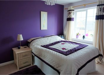 Thumbnail 4 bed semi-detached house for sale in West Cotton Close, Northampton