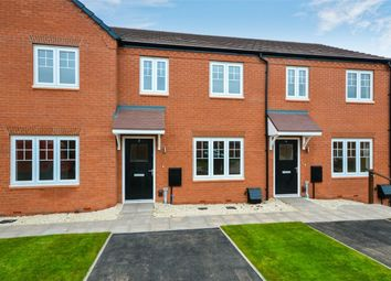 Thumbnail 2 bed terraced house for sale in Royal Park, The Longshoot, Nuneaton, Warwickshire