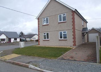 Thumbnail 3 bed detached house for sale in Maes Twnti, Morfa Nefyn