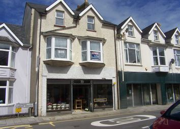 Thumbnail Retail premises for sale in West Street, Fishguard, Pembrokeshire