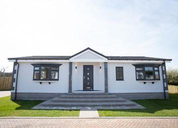 Thumbnail 2 bed detached bungalow for sale in Burnbank Park, Carsie, Blairgowrie