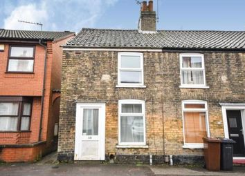 Thumbnail 2 bedroom end terrace house for sale in Rasen Lane, Lincoln, Lincolnshire