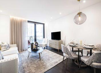 Thumbnail 1 bedroom flat to rent in Ponton Road, London