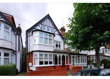 Thumbnail 1 bed flat to rent in Brookview Road, London