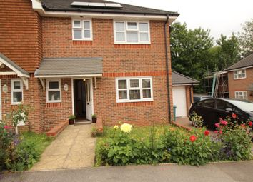 Thumbnail 3 bed end terrace house for sale in All Angels Close, Maidstone