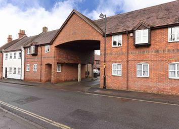 Thumbnail 2 bed maisonette for sale in George Street, Kingsclere, Newbury