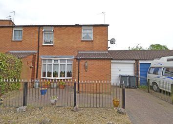 Thumbnail 3 bed end terrace house for sale in Ringwood Drive, Rednal, Birmingham