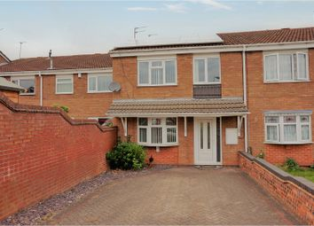 Thumbnail 3 bedroom terraced house for sale in Catisfield Crescent, Pendeford, Wolverhampton