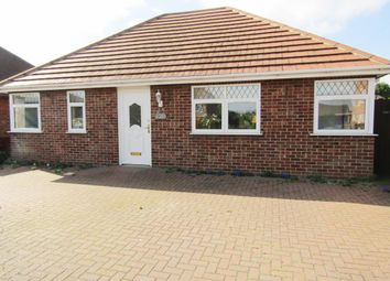 Thumbnail 4 bed bungalow to rent in Windsor Road, Yaxley, Peterborough
