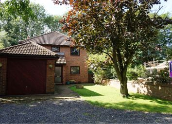 Thumbnail 3 bed detached house for sale in Church Lane, York
