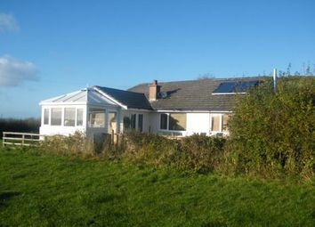 Thumbnail 3 bed bungalow for sale in Pentre Celyn, Ruthin, Denbighshire