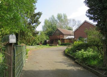 Thumbnail 3 bed semi-detached house for sale in Air Station Lane, Rushall, Diss