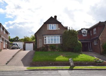 Thumbnail 3 bed detached house for sale in St Martins Drive, Eynsford, Kent