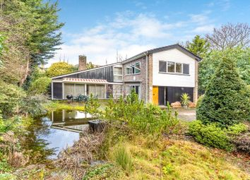 Thumbnail 4 bed detached house for sale in Coombe Wood Road, Kingston Upon Thames