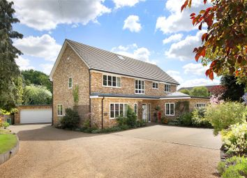 Thumbnail 6 bed detached house for sale in Howe Drive, Beaconsfield
