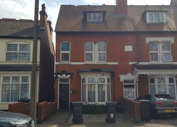 Thumbnail 4 bed terraced house for sale in Antrobus Rd, Handsworth