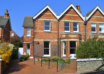 Thumbnail 5 bed semi-detached house for sale in Hartfield Road, Upperton, Eastbourne