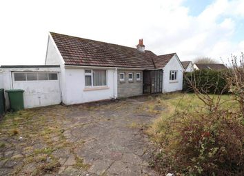 Thumbnail 3 bed detached bungalow for sale in Orchard Close, Sticklepath, Barnstaple