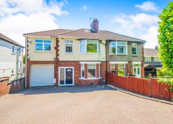 Thumbnail 4 bedroom semi-detached house for sale in The Coldra, Newport