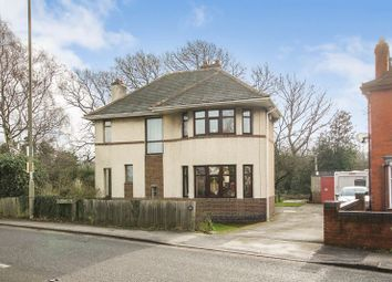 Thumbnail 4 bed detached house for sale in Abbott Road, Alfreton