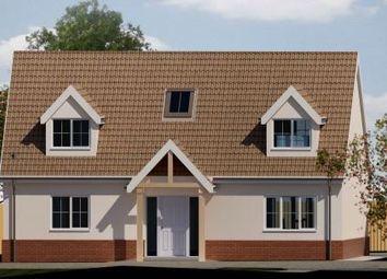 Thumbnail 3 bedroom bungalow for sale in Whatfiled Road, Elmsett, Ipswich, Suffolk
