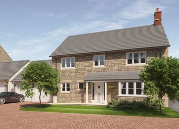 Thumbnail 4 bed detached house for sale in Pickford Fields, Chilcompton