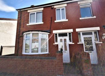 Thumbnail 3 bed terraced house to rent in Larbreck Avenue, Blackpool, Lancashire