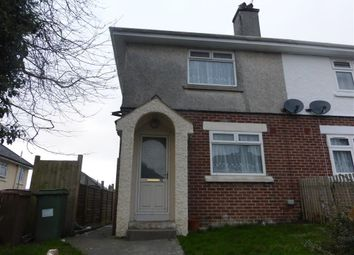 Thumbnail 2 bedroom property to rent in Harwood Avenue, Tamerton Foliot, Plymouth