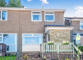 Thumbnail 3 bed semi-detached house for sale in Abbots Way, Whickham, Newcastle Upon Tyne