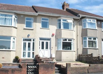 Thumbnail 3 bed terraced bungalow for sale in Ilchester Crescent, Bristol